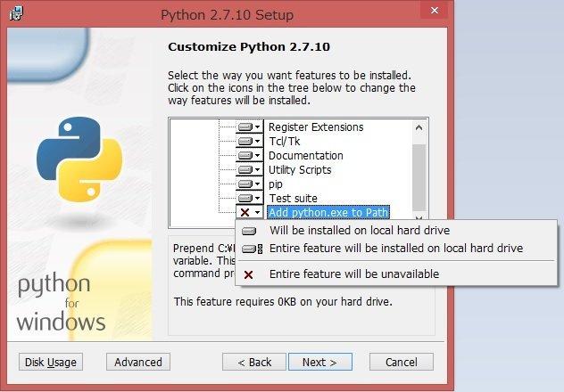 python-install4