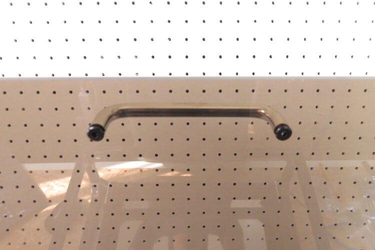 fixing-handle