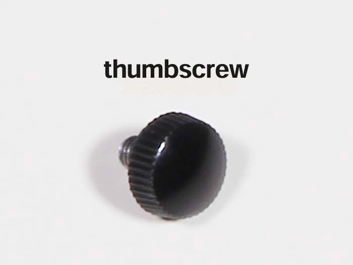 thumb-screw
