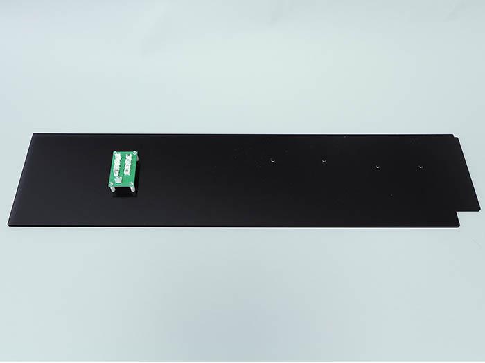 Inner acrylic equipment installation | Laser cutter smartDIYs